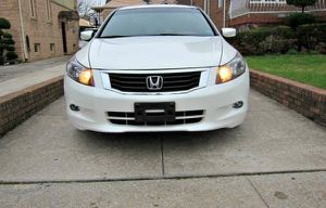 White Honda Accord EXL 2010 Wheels Good for Sale in Abilene, TX