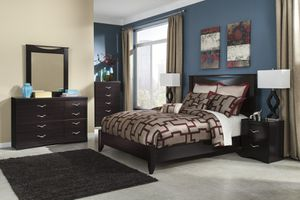 New queen bedroom set for $40 down for Sale in Richmond, VA