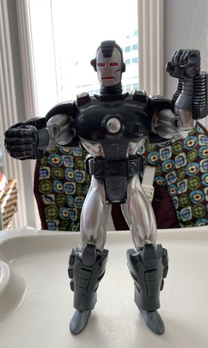 Collectible Iron Man Deluxe Edition 10 in War Machine 1995 Toy Biz for Sale in Kemah, TX