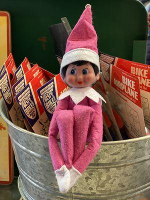 Pink girl elf on the shelf for Sale in Phoenix, AZ