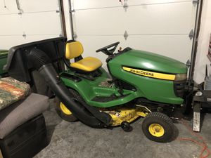 John Deere X300 for Sale in Bothell, WA