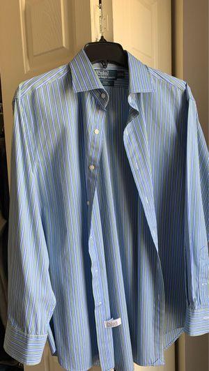 "Polo Ralph Lauren Men's Shist Size 16 or ""L"" for Sale in Glen Burnie, MD"
