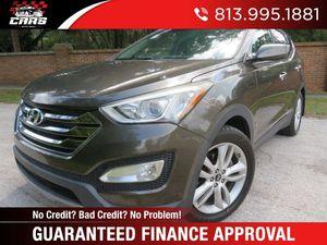 2013 Hyundai Santa Fe for Sale in Riverview, FL
