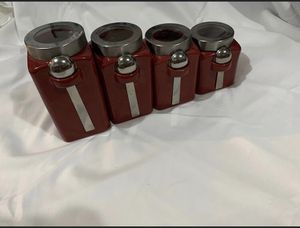 Kitchen canisters for Sale in Plano, IL