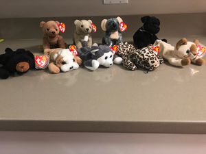 Collectible Beanie Babies for Sale in Nashua, NH