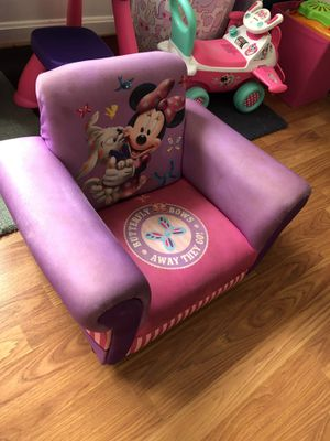 Minnie mouse kids couch for Sale in Sterling, VA
