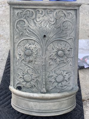 Concrete Wall Water Fountain for Sale in San Jose, CA