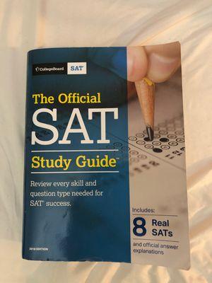 College board Sat study Guide for Sale in Miami, FL