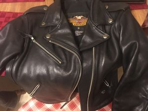 Harley Davidson leather jacket for Sale in Pittsburgh, PA