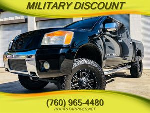 2010 Nissan Titan LE * 4X4 * LIFTED * RIMS * EXHAUST * for Sale in Vista, CA