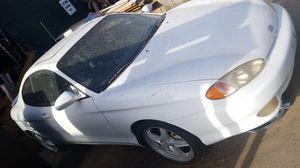 1998 Hyundai Tiburon, new parts, as parts for Sale in Vista, CA