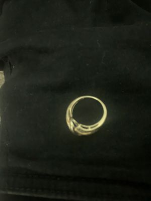 GOLD Ring with Diamonds for Sale in Houston, TX