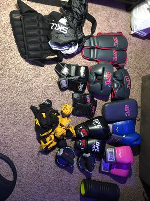 BOXING,MMA GEAR for Sale in Kissimmee, FL