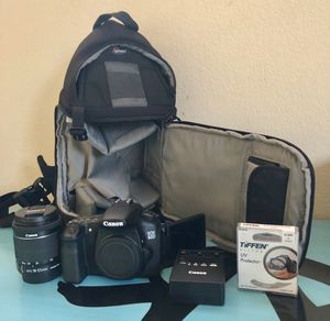 Canon 60D Bundle for Sale in Fresno, CA