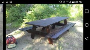 Indoor outdoor furniture see more on Facebook at Bomottis Woodworks for Sale in Oregon City, OR