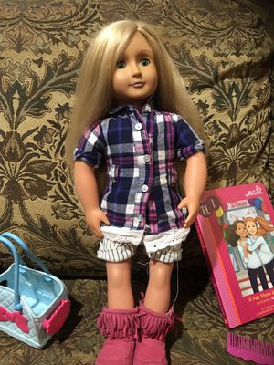 OG doll with long beautiful hair for Sale in Alexandria, VA