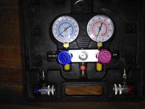 Heating and air manifold gauges for Sale in Decatur, GA