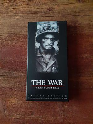 Ken Burns, The War, 4 CD Soundtrack for Sale in Elburn, IL