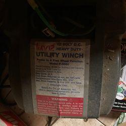 Utility Winch for Sale in Alsip,  IL