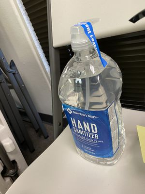 Brand New 67.6 FL OZ Hand Sanitizer for Sale in Westminster, CA