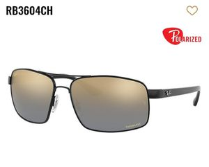 Authentic Rayban Chromance Polarized sunglasses for Sale in Castro Valley, CA