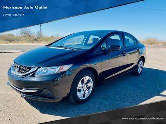 2015 Honda Civic Sedan for Sale in Maricopa,  AZ