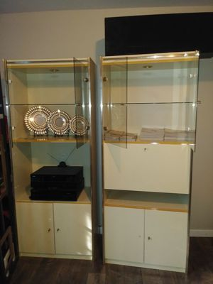 Entertainment / China Cabinet for Sale in Desert Hot Springs, CA