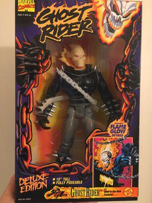 "Ghost Rider VTG 1995 Marvel 10"" Action Figure for Sale in Sandy Springs, GA"