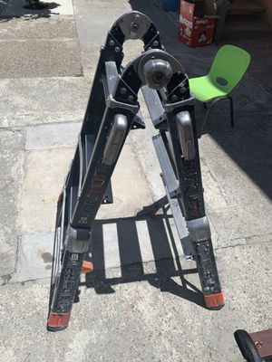 Little Giant Ladder for Sale in Oakland, CA