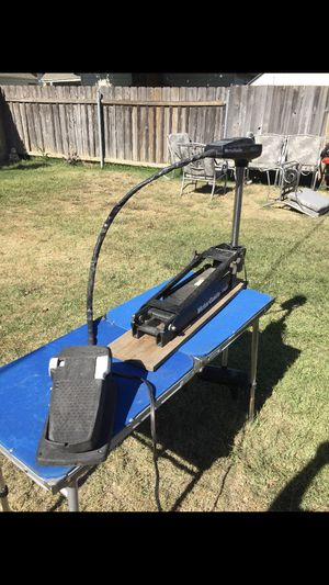 Trolling Motor 43lb thrust for Sale in Lodi, CA
