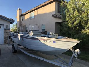 1996 Lowe 1940 V Evinrude ETEC 40hp for Sale in Riverside, CA