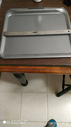 "Anolon Advanced Nonstick Bakeware 14"" x 16"" Cookie Sheet for Sale in Stamford,  CT"