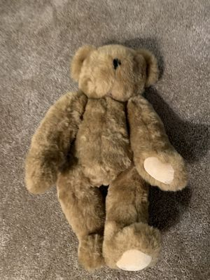 Vermont teddy bear hands and leg rotate for Sale in Boca Raton, FL