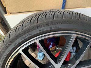 Rims and tires for Sale in Hilliard, OH