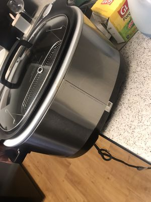 Crock pot not needed for Sale in Houston, TX