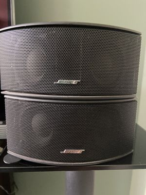 Bose premium speaker set with Subwoofer and stands for Sale in Pembroke Pines, FL