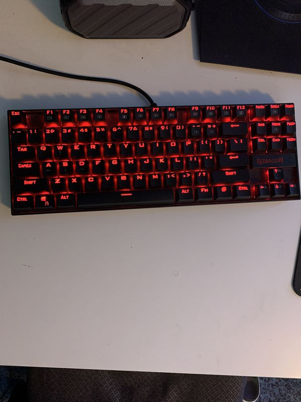 Redragon Mechanical Keyboard with Key Remover