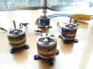 4 Drone Motors for Sale in Seattle, WA
