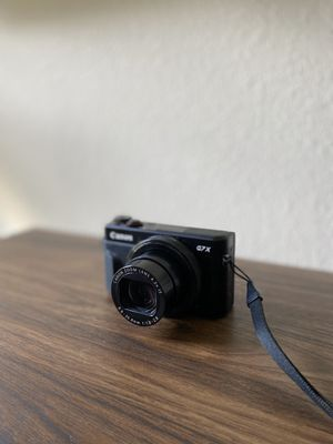 Canon Powershot G7X Mark ll for Sale in San Diego, CA