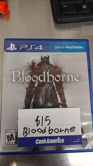 Bloodborne for Sale in Chicago, IL