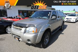 2002 Nissan Frontier 2WD for Sale in Everett, WA