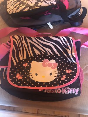 Hello kitty backpack for Sale in Manitou Springs, CO