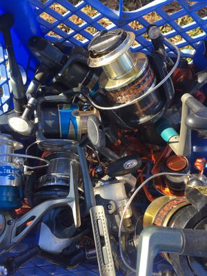 Fishing reels for Sale in Newnan, GA