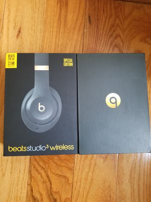 Beats by Dre Studio 3 wireless headphones for Sale in Queens, NY