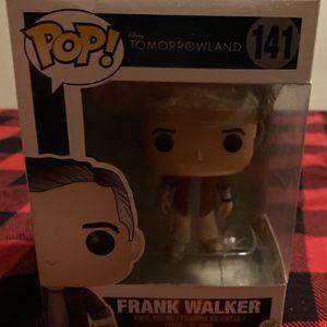 Disney Funko Pop! Tomorrowland Frank Walker Figure for Sale in Humble, TX