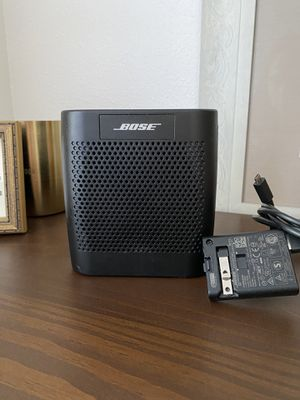 Bose SoundCloud Color Speaker for Sale in Renton, WA