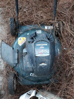 Craftman lawn mower for Sale in Stone Mountain, GA