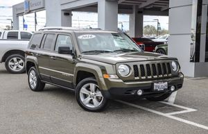 2016 Jeep Patriot 4WD w/ heated seats for Sale in Concord, CA