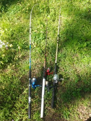 Fishing Rods/Reels for Sale in Nashville, TN