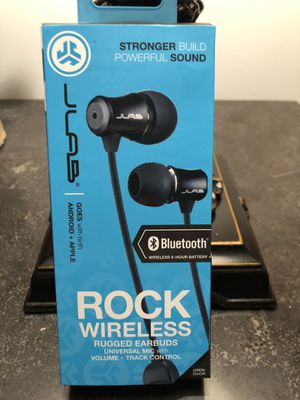 JLab Rock Wireless Audio Earbuds for Sale in Martinsburg, WV